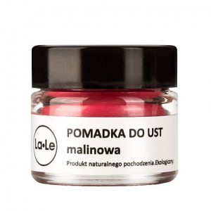 Pomadka do Ust - Malinowa